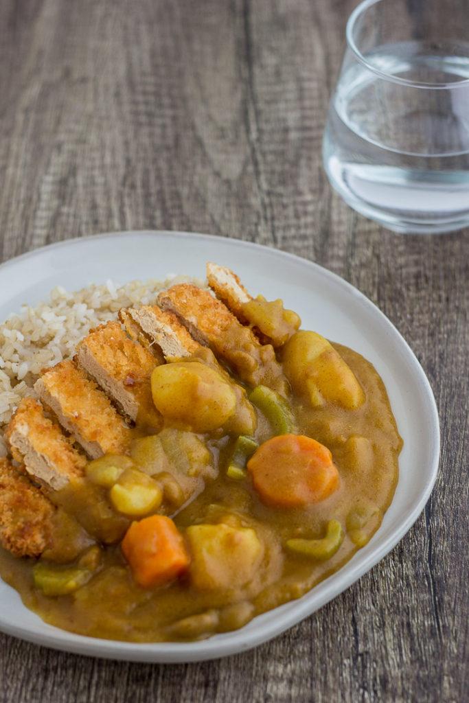 Japanese Vegan Curry