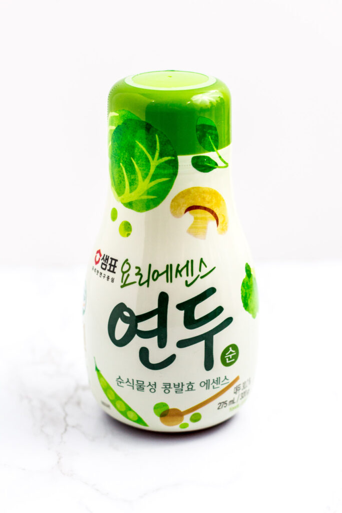 yondu - Korean plant-based all purpose umami seasoning sauce