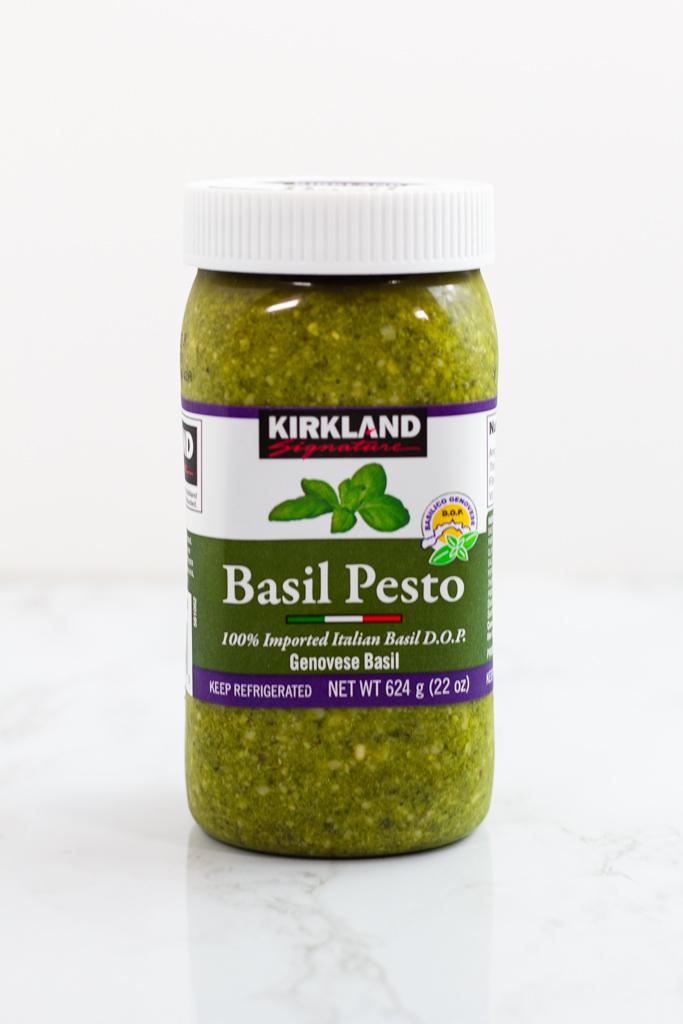 Pesto from costco